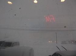わや!!!猛吹雪!!