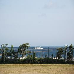 海の見えるスタジオ!!
