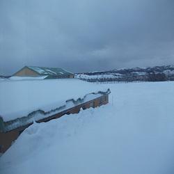スキー場と海が見えるスタジオ!!